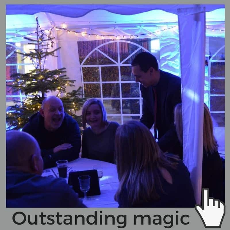 Nick Twist-Norwich-Magician