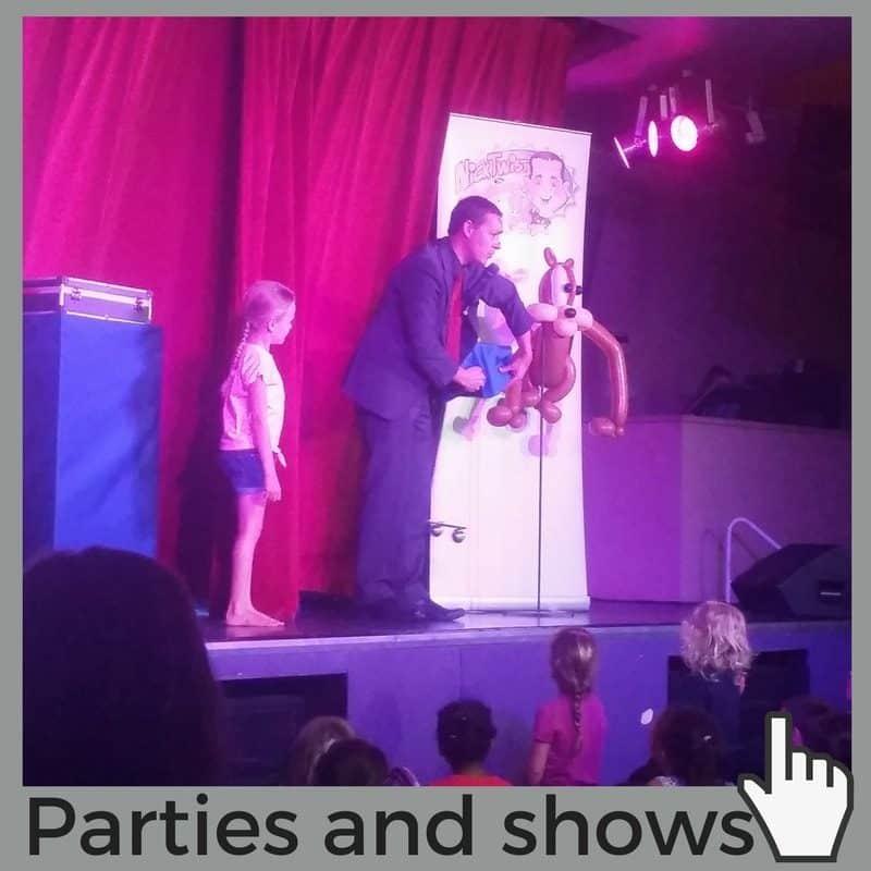 Childrens entertainer Norwich