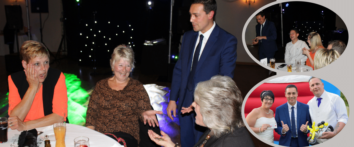 Nick Twist Norfolk Magician amazes crowds