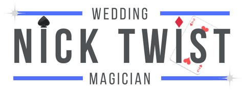 Nick Twist wedding magician