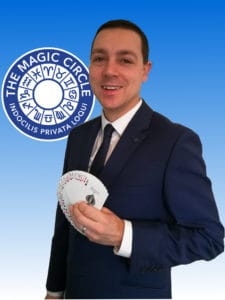 Nick Twist wedding magician norwich norfolk