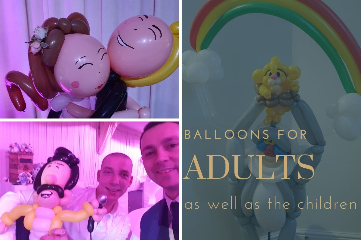 balloons for adults and children