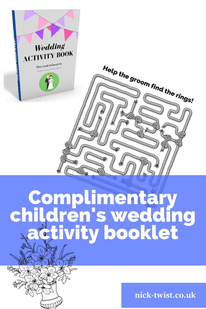 Activity booklet Blog image