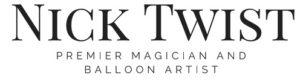 Nick twist magician and balloon artist