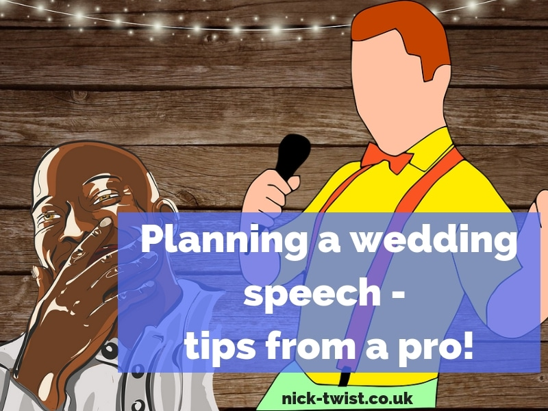 wedding speech tips image