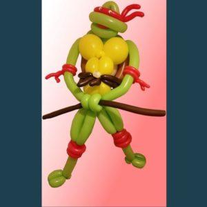 Teenage mutant turtle balloon