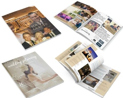 Free wedding brochure and guide
