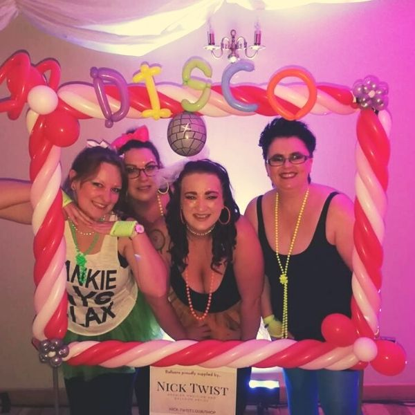 photobooth at party